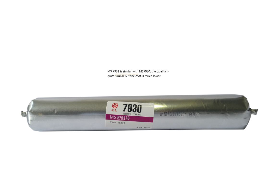 7930(HT9301MS) MS Sealant Adhesive , silicon alkyl terminated polyether , sealing of joints