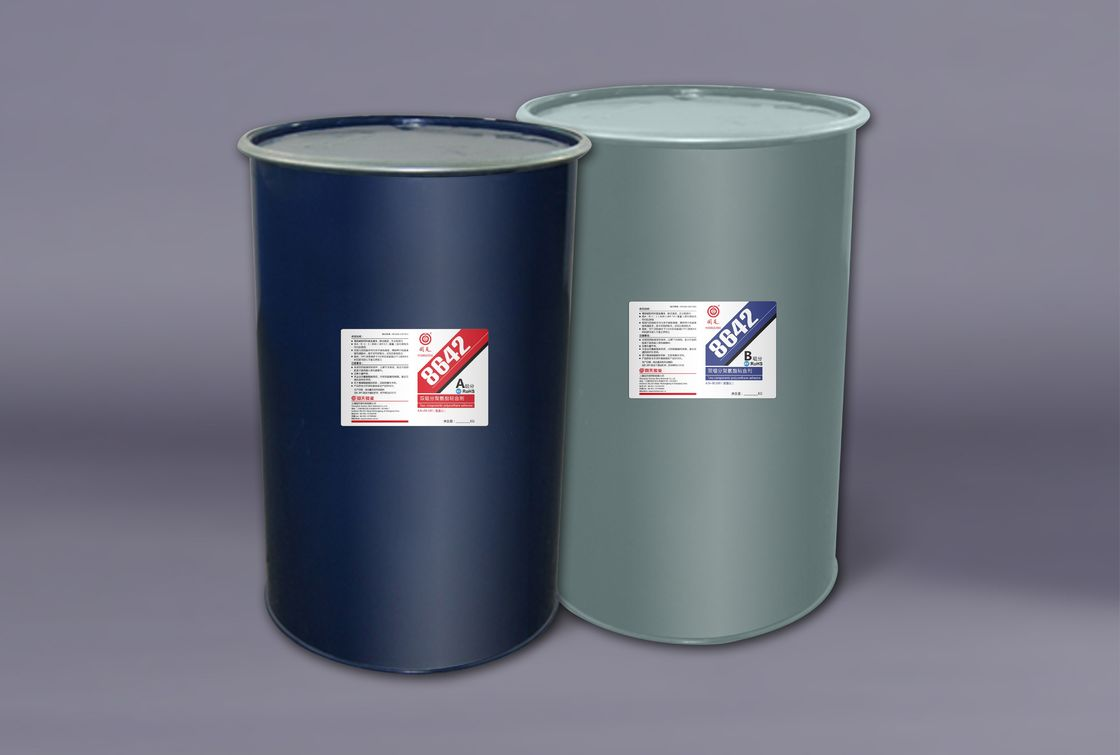 Industrial Adhesive Glue , 8642 polyurethane adhesive glue for RO membrane modules